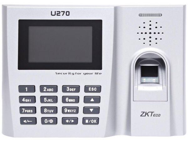 ZK U-270 TIME ATTENDANCE READER